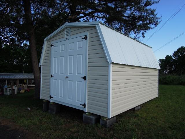 (Building #249) 10×12 Vinyl Barn