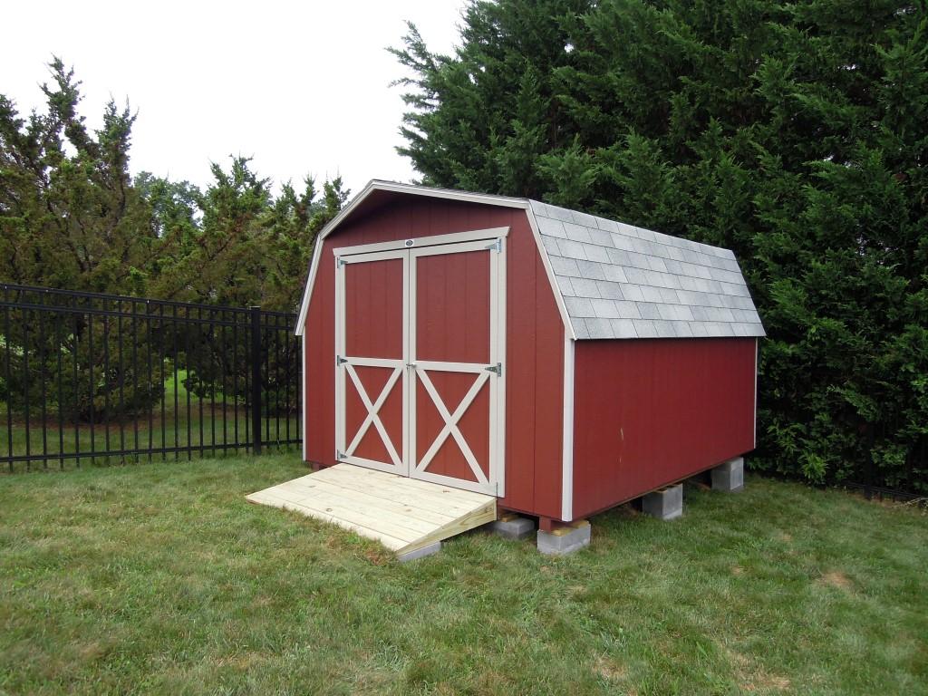 (Building #236) 10×12 Barn