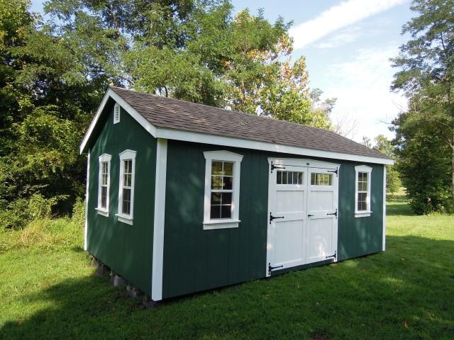 (Building #237) 12x20x8(7.5) Garden House