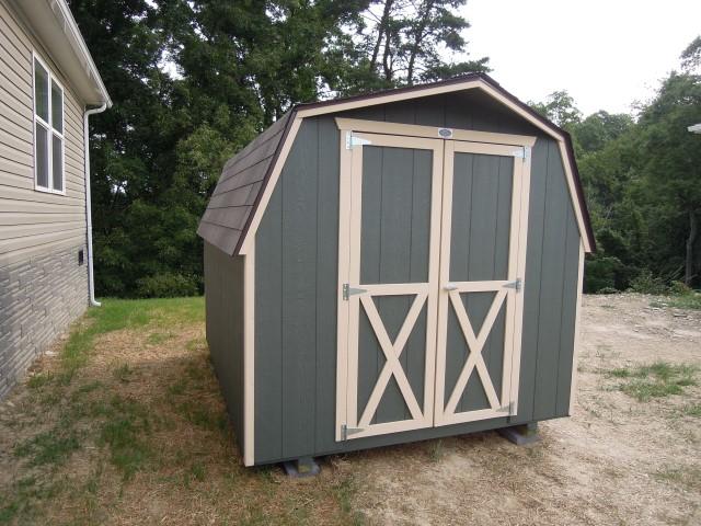 (Building #242) 8×10 Barn