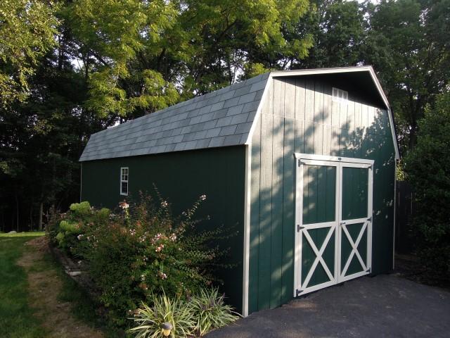 (Building #244) 12x28x7 Barn