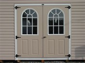 Arch Lite Metal Doors