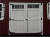 Transom Wood Doors