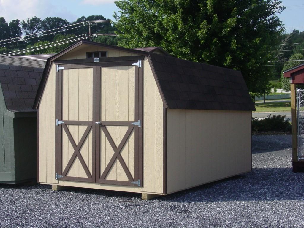 (Building #105) 8×12 Barn