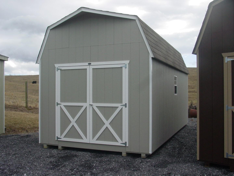 (Building #100) 10x20x7 Barn