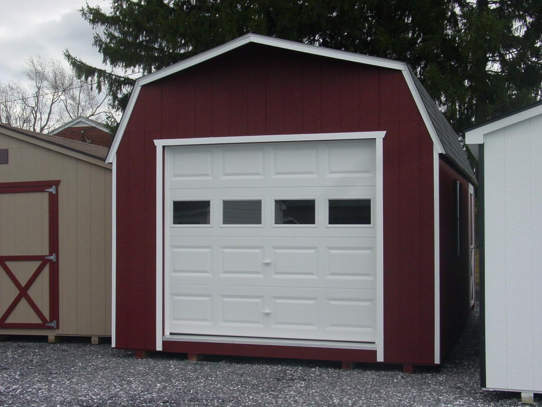 (Building #101) 12x20x7 Barn