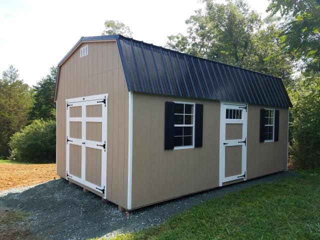 (Building #214) 12x20x7 Barn