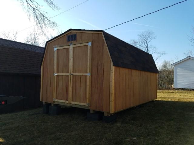 (Building #208) 10×14 Economy Barn
