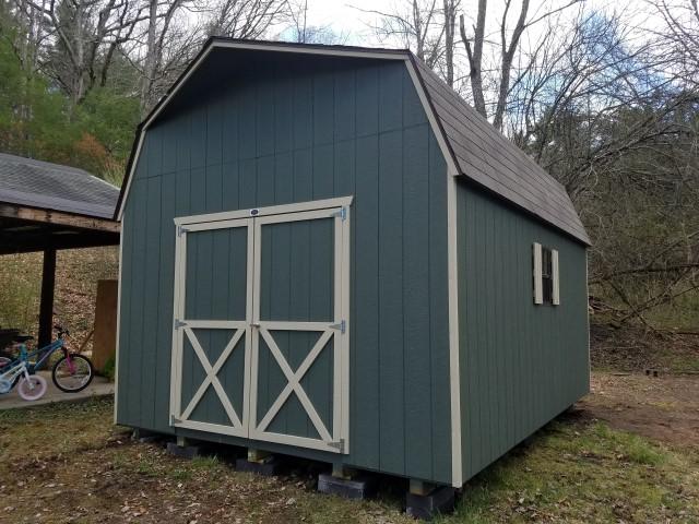 (Building #202) 12x16x7 Barn