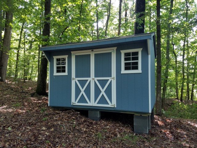 (Building #200) 10×12 Carriage House