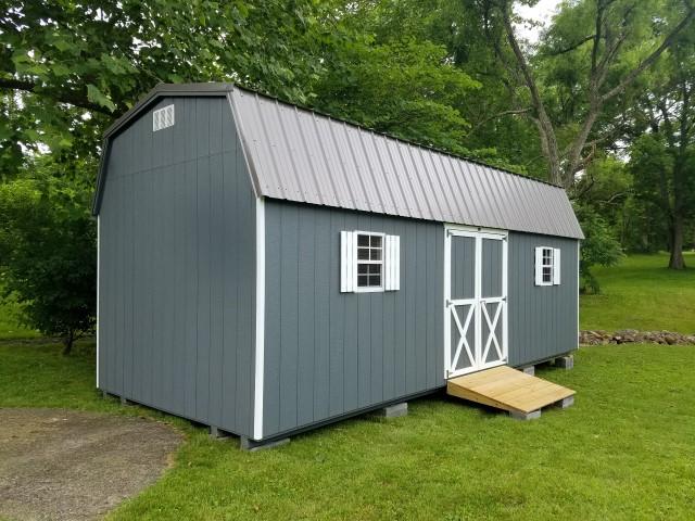 (Building #257) 10x24x7 Barn