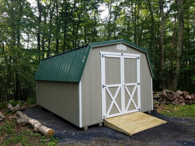 (Building #228) 10×14 Barn