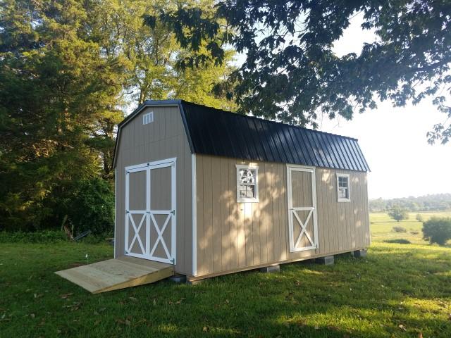 (Building #248) 10x20x7 Barn