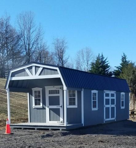 (Building #250) 12x32x7 Barn