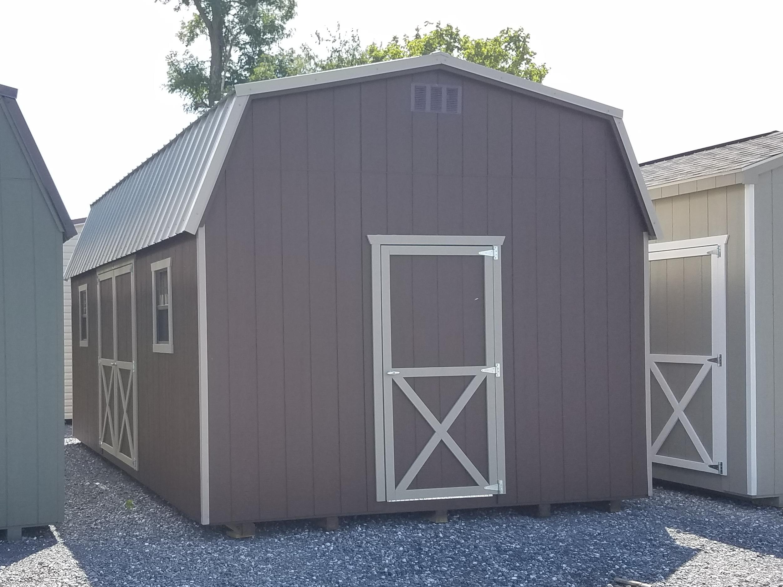 (Building #050) 12x20x7 Barn