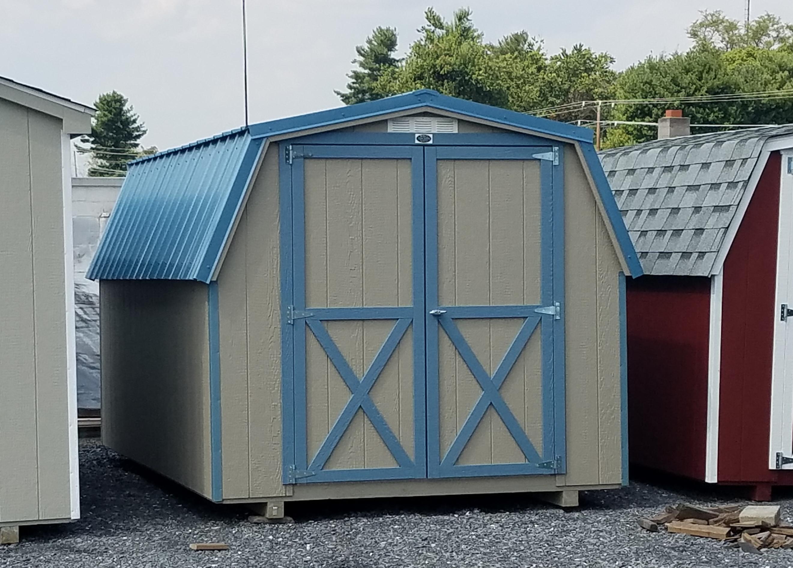 (Building #097) 8×12 Barn