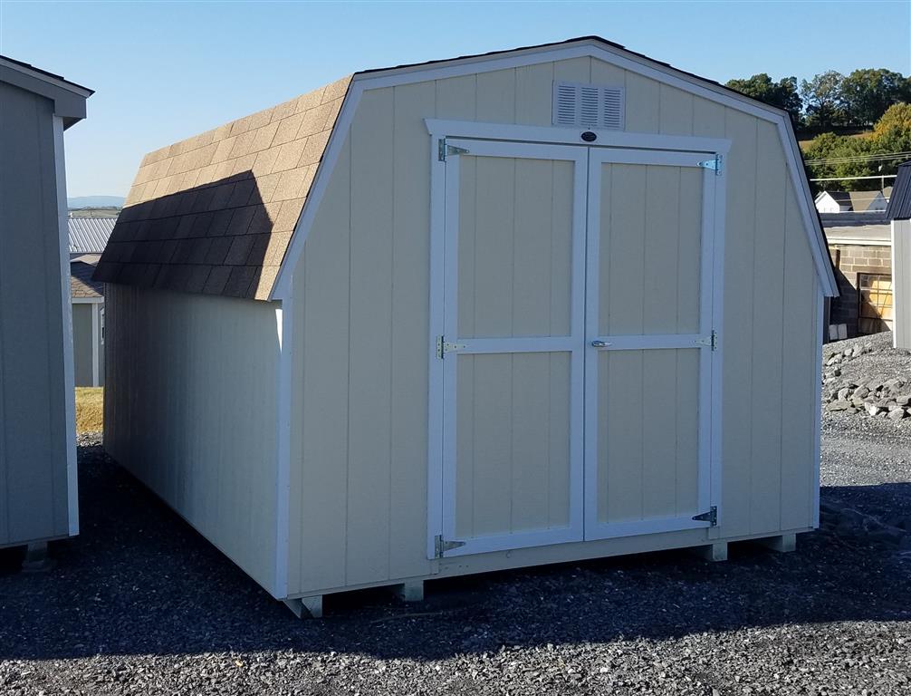 (Building #095) 10×12 Economy Barn