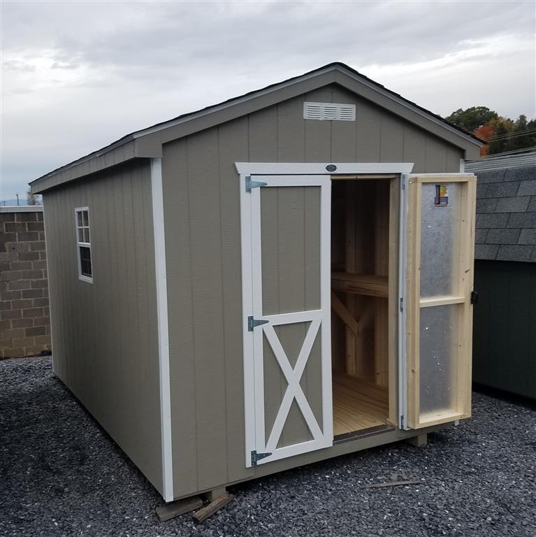 (Building #028) 8×12 Cottage