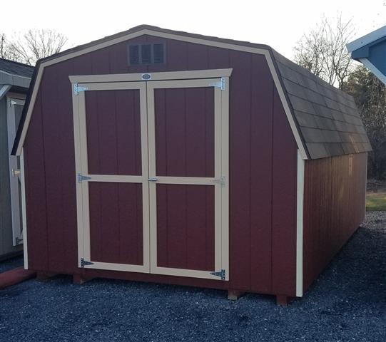 (Building #061) 10×16 Economy Barn