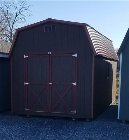 (Building #041) 10x20x7 Barn
