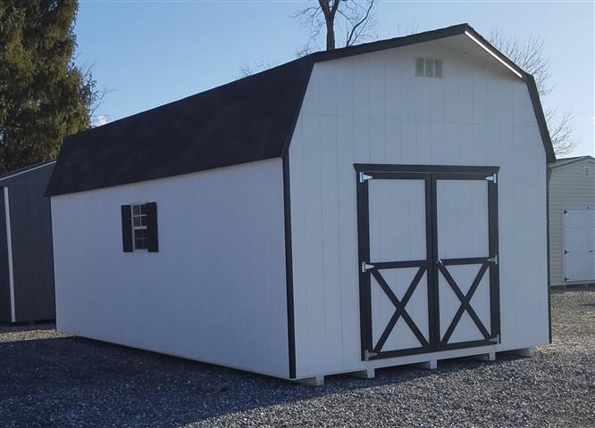 (Building #095) 12x20x7 Barn