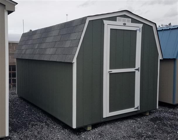(Building #070) 8×12 Economy Barn
