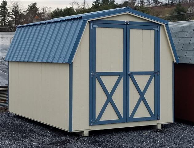 (Building #078) 8×10 Barn