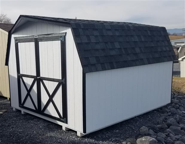 (Building #021) 10×12 Barn