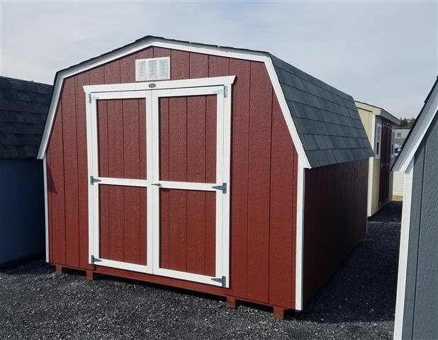 (Building #023) 10×12 Economy Barn
