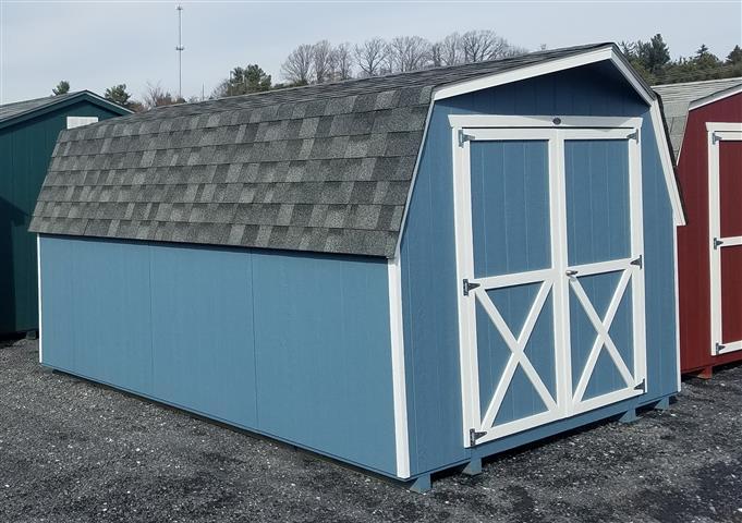 (Building #022) 10×14 Barn