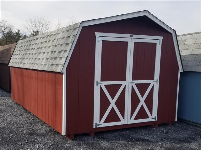 (Building #091) 10×16 Barn