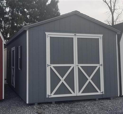 (Building #008) 12x20x8 Cottage