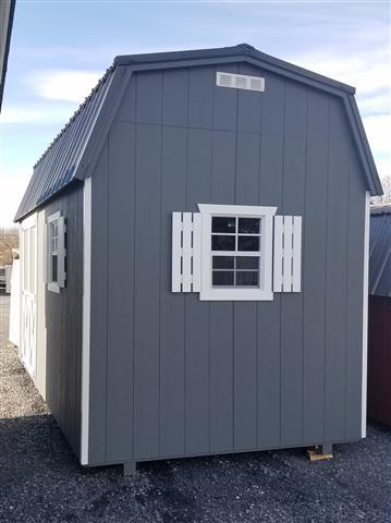(Building #050) 8x14x7 Barn