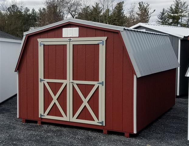 (Building #065) 10×14 Barn