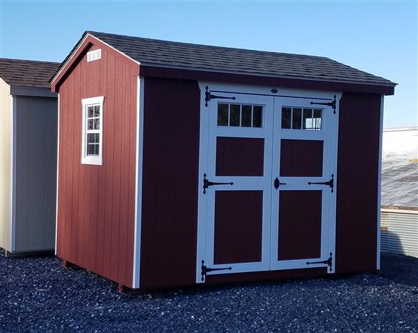 (Building #055) 8×10 Cottage
