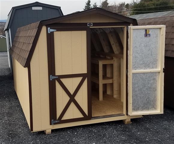 (Building #031) 8×14 Barn