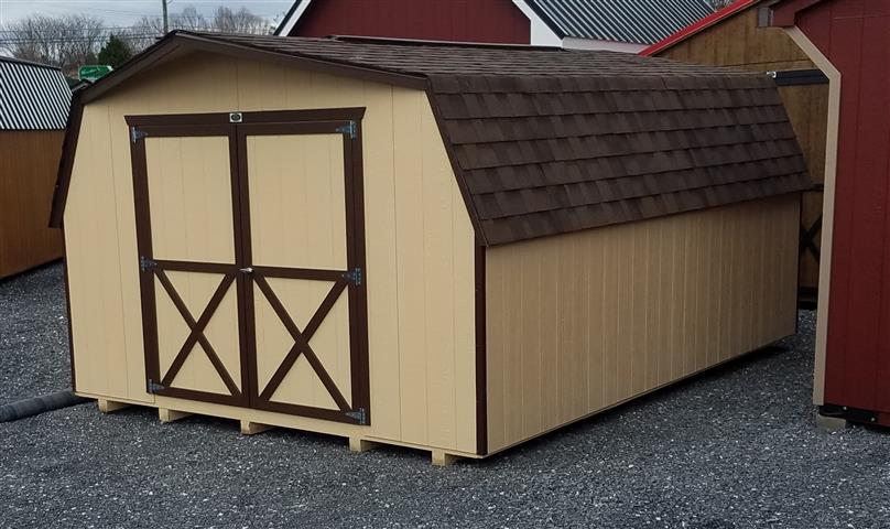 (Building #090)  12×16 Barn