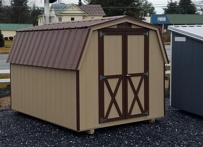 (Building #049) 8×10 Barn