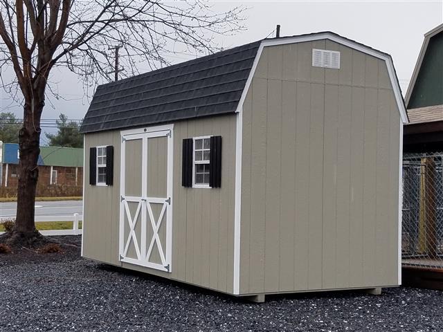 (Building #029) 8x16x7 Barn