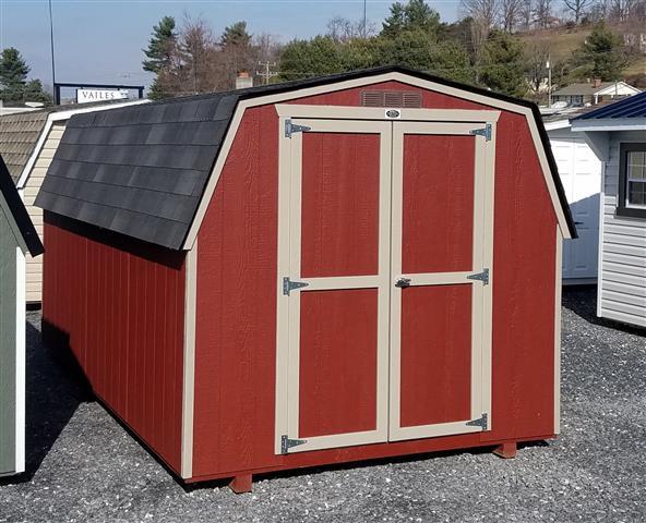 (Building #096) 8×14 Economy Barn