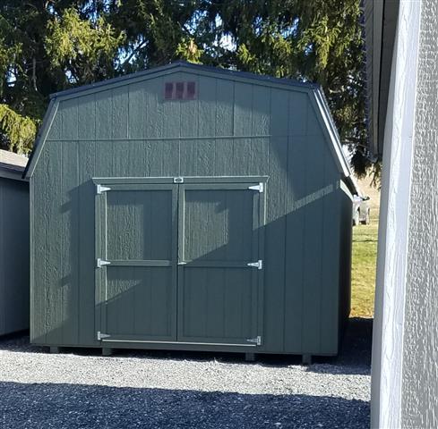 (Building #013) 12x20x7 Economy Barn