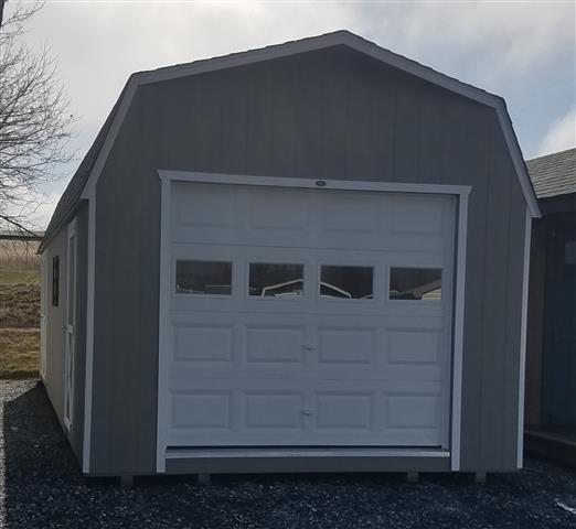 (Building #040) 12x32x7 Barn