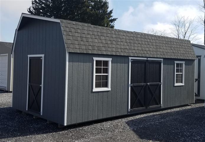 (Building #007) 12x24x7 Barn