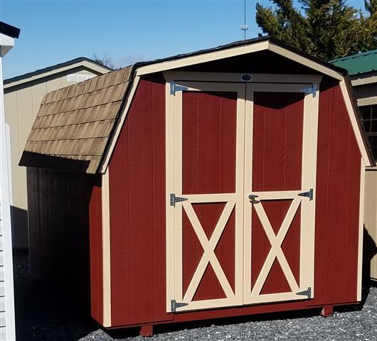 (Building #038) 8×10 Barn