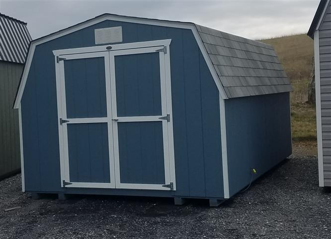 (Building #019) 10×16 Economy Barn