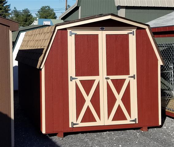 (Building #065) 8×10 Barn
