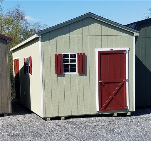 (Building #053) 10x20x8 Cottage