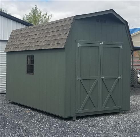 (Building #001) 8x12x6 Barn