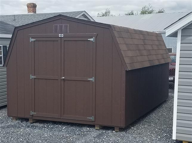 (Building #002) 10×16 Economy Barn