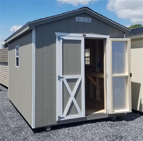 (Building #043) 8×12 Cottage